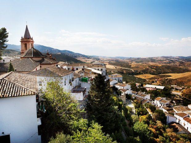 andalucia spain village