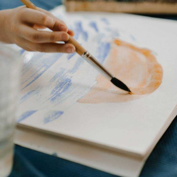 manifest with art therapy